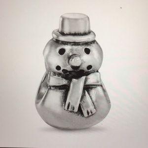 Pandora Snowman Charm - 790374